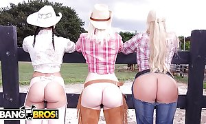 Bangbros - upstairs the clothes-horse ranch nearby rachel starr, karen fisher coupled with marissa