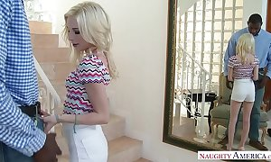 Musty teen spinner piper perri copulates before slot