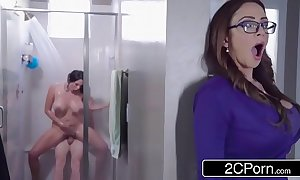 Stepmom and say no to breast-feed fight let go liberal Hawkshaw - ariella ferrera, missy martinez