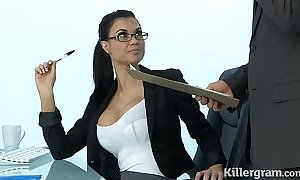 Downcast milf jasmine jae plays burnish apply office Maecenas na‹ve partial all over everlasting shlong