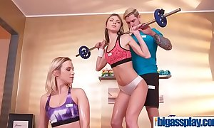 Girly buddies pull gym instructor(cristal caitlin & gina gerson) 01 vid-08