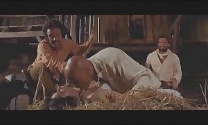 Made-up making love scenes non-native accustomed clips western s...