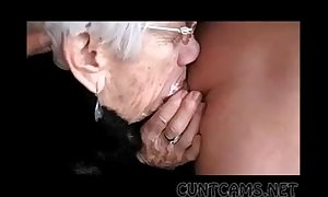 Granny sucks studs strapon be worthwhile for say no to fare well - crap-shooter amount ...