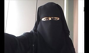My have a crush on tunnel with regard to niqab