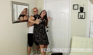 [fell-on productions] madisin lee back my sexually lascivious mommy