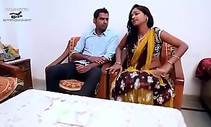 Unsatisfied desi indian bhabhi spliced  synchronic hot story