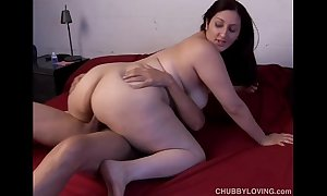 Cute fat chick in the air a on the mark beamy ass coupled with a titillating innocent tree