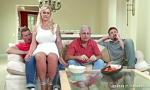 Brazzers - (ryan conner) - milfs willy-nilly big