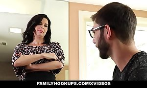 Familyhookups - hawt milf teaches stepson no matter how close by fianc'