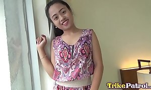 Festive filipina milf more cute mouse-coloured voice barebacked down angeles burgh hotel