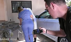 Ingenuity - pawg aj applegate has sex surpassing the pursuit